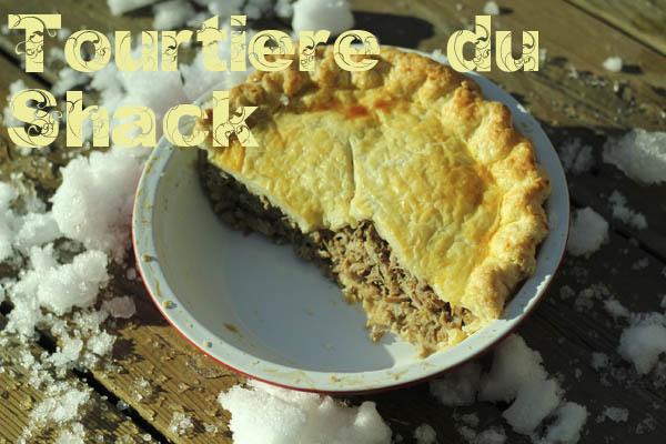Tourtière du Shack by Martin Picard of Au Pied du Cochon | Roasted