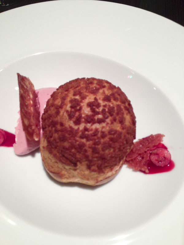 Pastaga Chou Pastry
