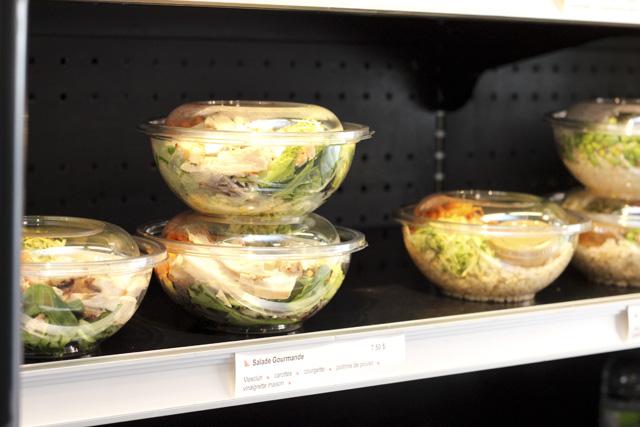 Le Sanbox Salads