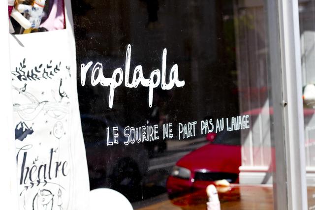 R Raplapla Sign