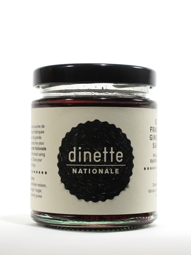 dinette nationale caramel