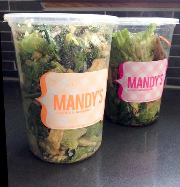1 a mandy