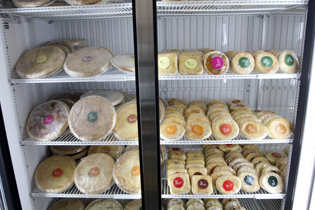 6 - Frozen Pies