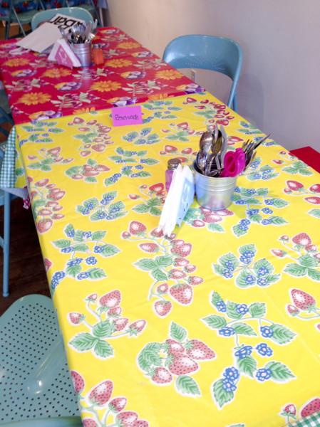 LT Tablecloth