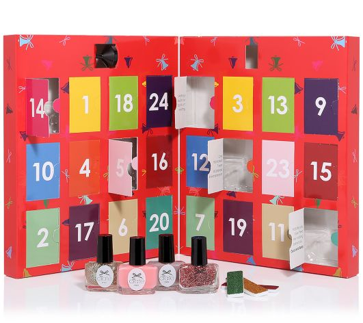 ciate mini mani month adventskalender 2013 nagellack roasted. Black Bedroom Furniture Sets. Home Design Ideas