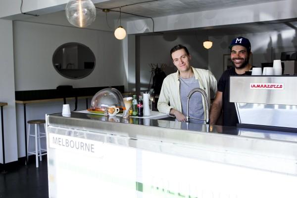 Cafe Melbourne