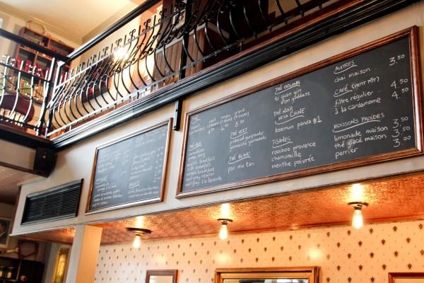 c menu