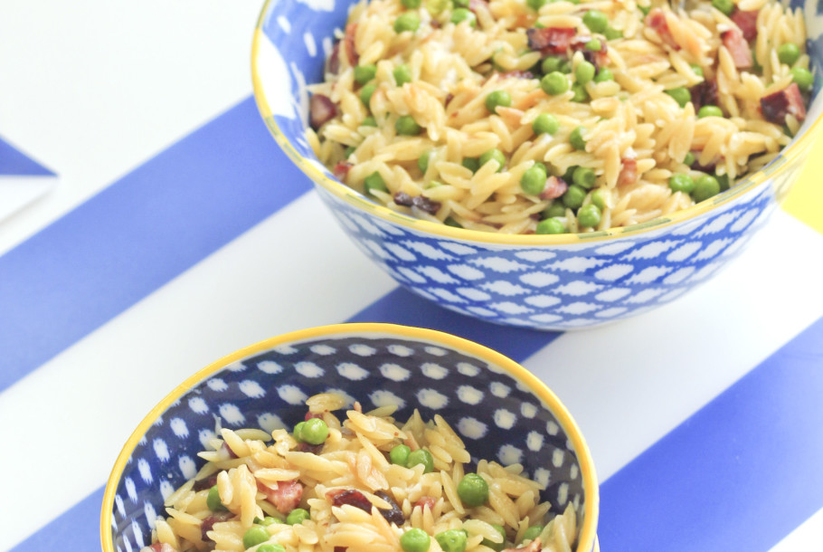 Family Mealtime Nigella S Easy Orzo For The Family