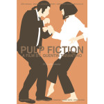 Pulp Fiction by Claudia Varosio