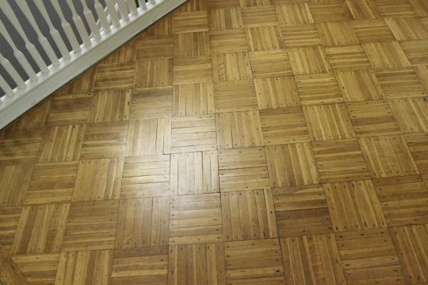 Westmount Home Parquet Floor