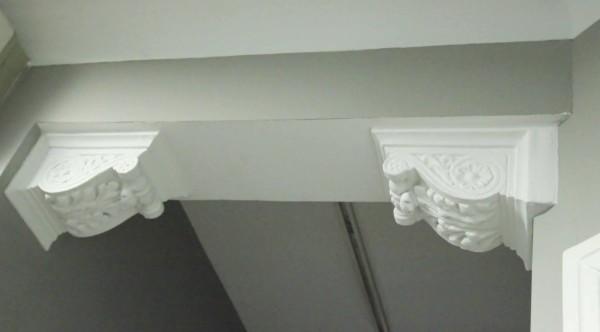 Westmount Home Wood Detail