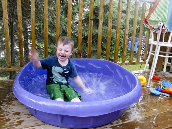Bastien Kiddy Pool