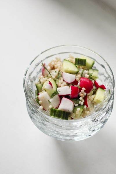 Israeli Couscous Salad 2