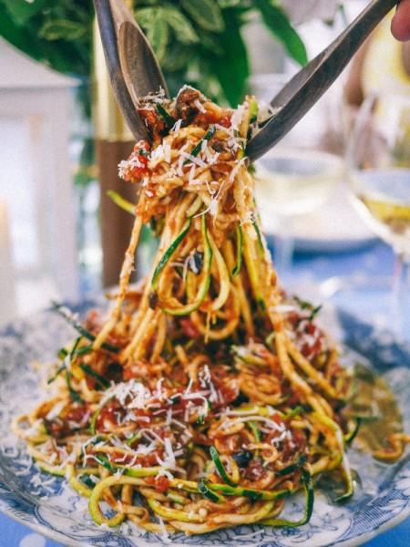 No carb pasta
