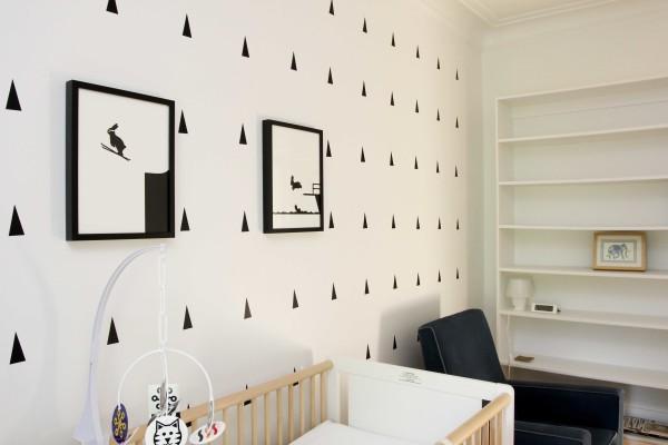 Black and White Nursery 2