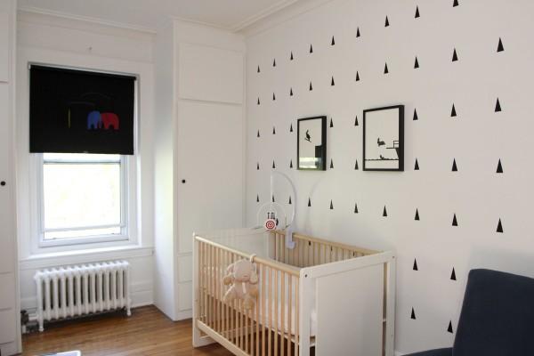 Black and White Nursery 4