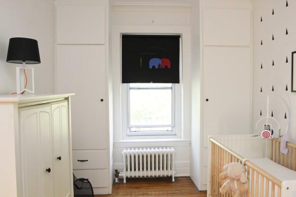 Black and White Nursery 6