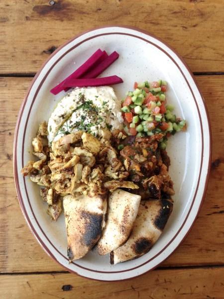 Restaurant Sumac Chicken