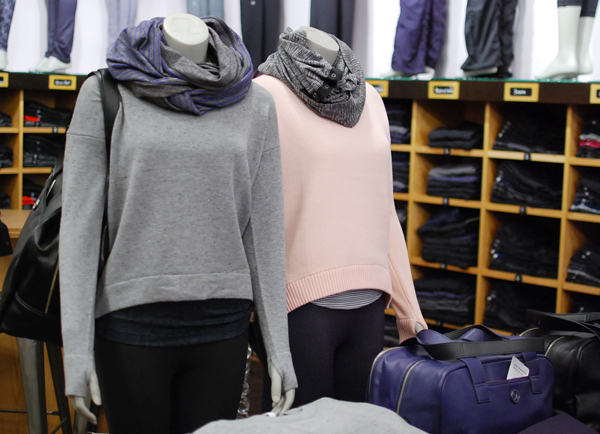Lululemon - Casual, comfortable and stylish clothing | www.roastedmontreal.com