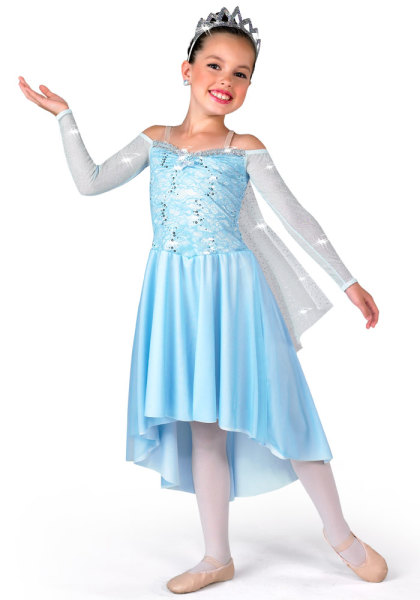 Enfantino Boutique | Montreal & Laval | Ice Princess Costume