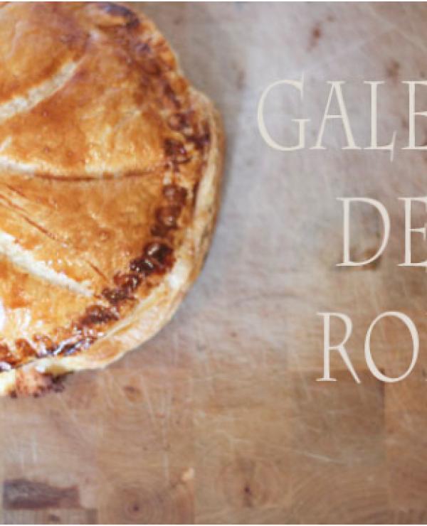 Galette for Fete des Rois | www.roastedmontreal.com #galette # epiphany #fetedesrois