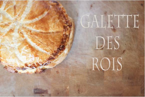 Galette des rois to celebrate la f te des rois roasted - Epiphanie galette des rois ...