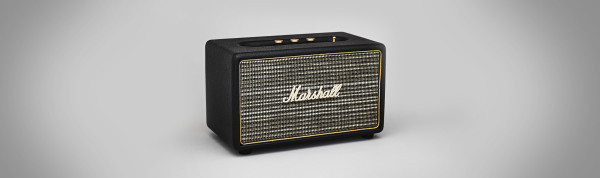 Marshall Acton Black Speaker