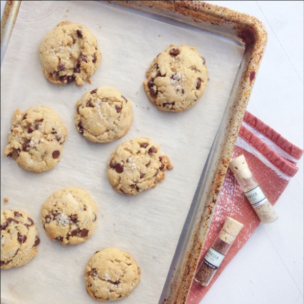 Ovenly's Salted Chocolate Chip Cookie (Vegan)