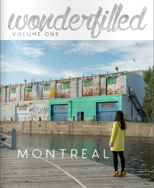 Wonderfilled Magazine
