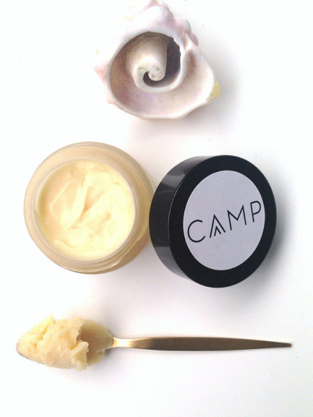 Filthy Rich Face Cream Moisturiser from Camp Skincare