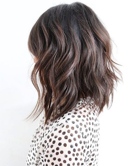 The Lob Haircut