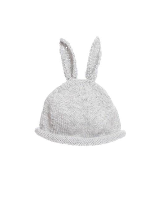 Bunny Baby Beanie - The Little Market