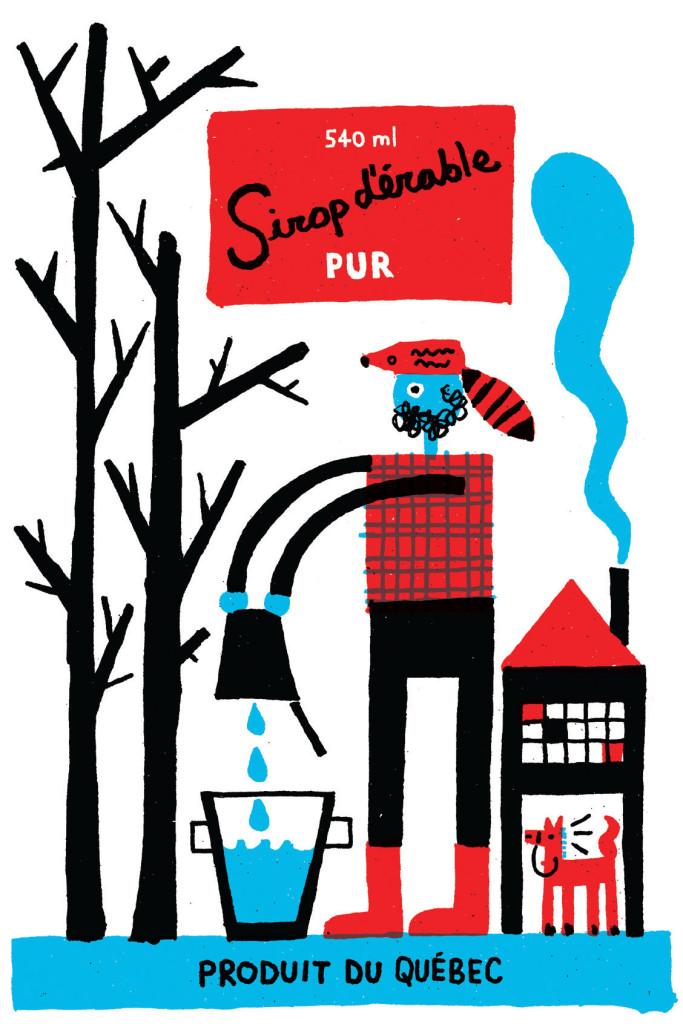 Quebec sirop ©Benoit Tardif | Paperole