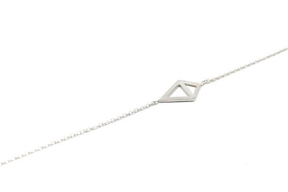 Rough Diamond Bracelet | Maksym Joaillerie | RoastedMonteral.com