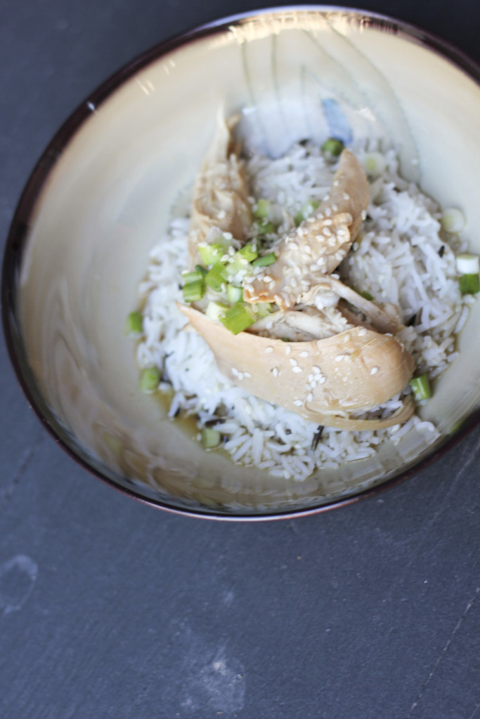 Slow Cooker Maple Syrup-Ginger Chicken   RoastedMontreal.com