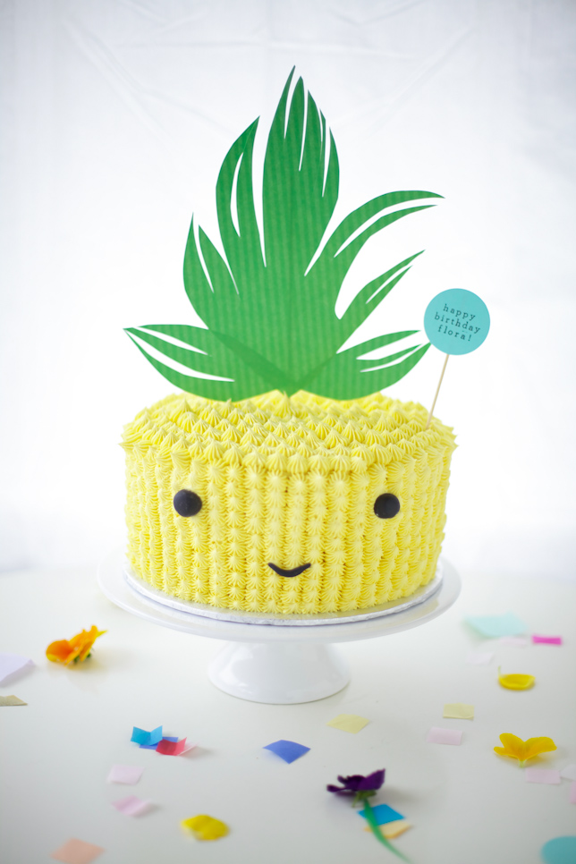 Coco Cake Land - Pineapple Cake Buddy