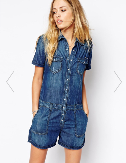 Pepe Jeans Playsuit