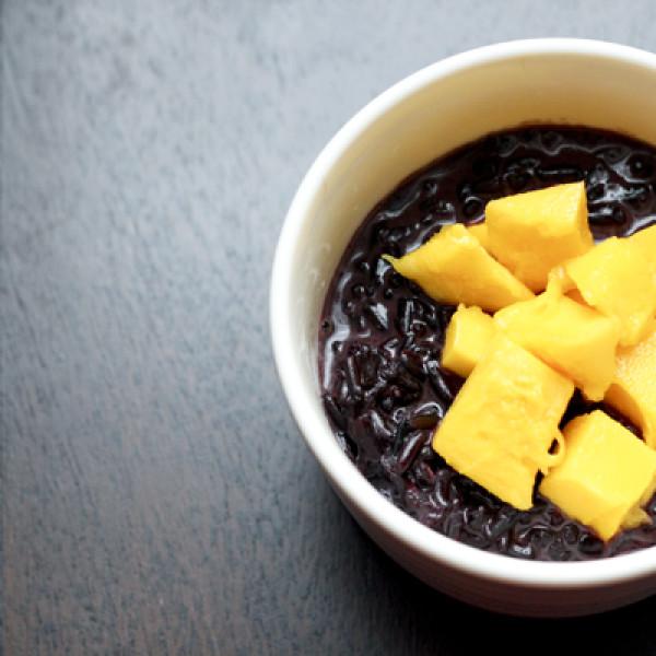 Black Rice Pudding | RoastedMontreal.com