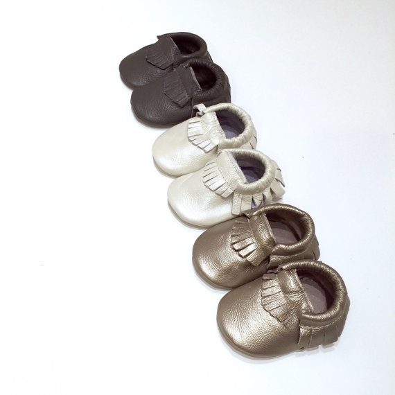 Baby Moccs | Unisex Baby Gifts | RoastedMontreal.com