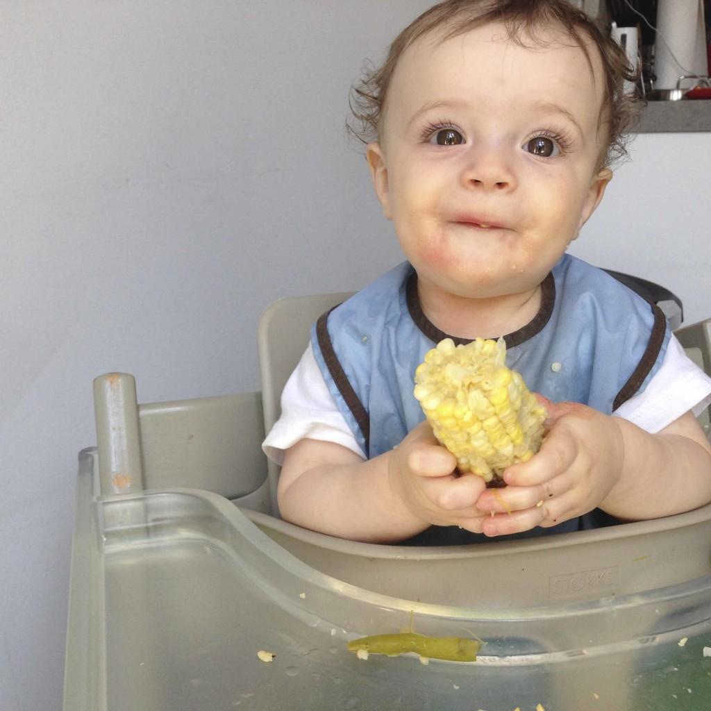 Easy Trick for Better Kid's Photos |RoastedMontreal.com
