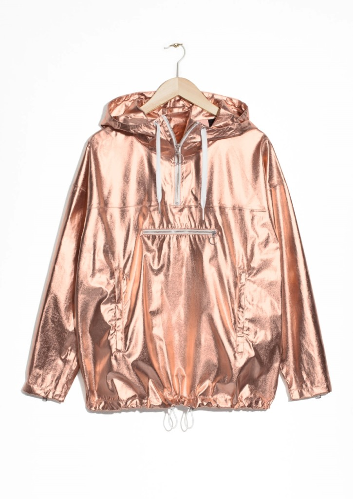 Metallic Anorak from & Other Stories