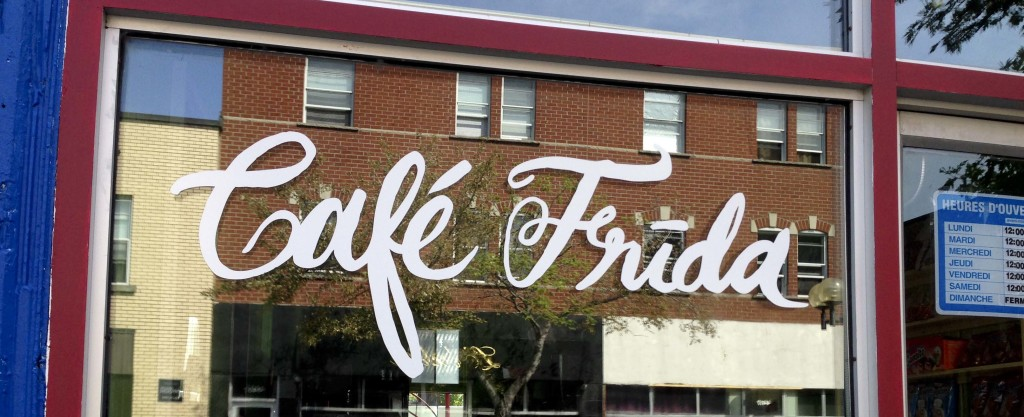 Café Frida | RoastedMontreal.com