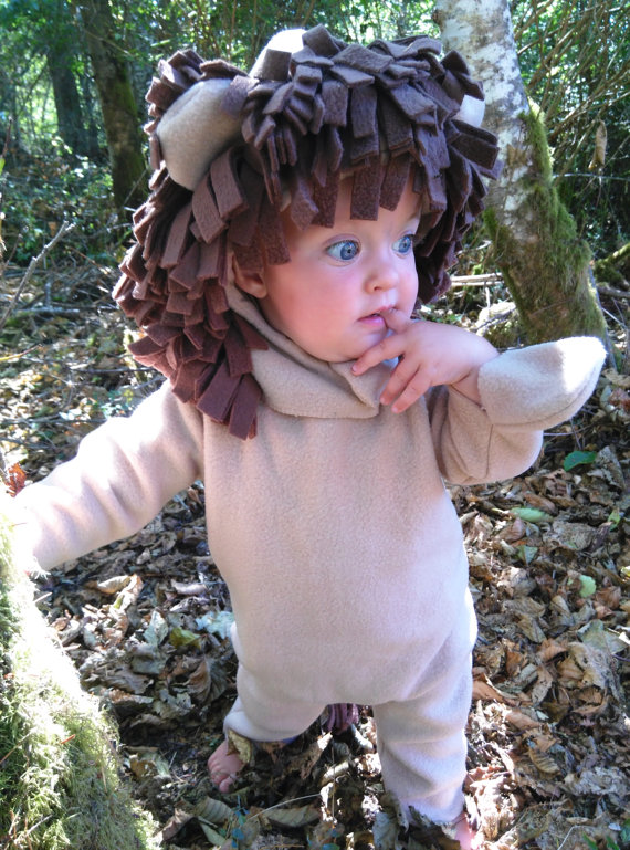 Lion Baby Halloween Costume from BooBahBlue