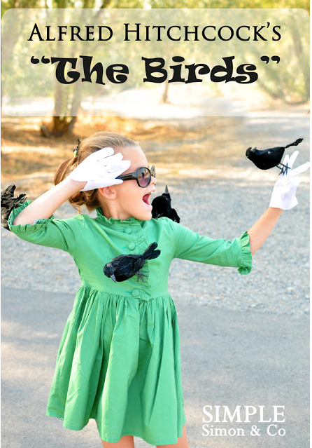 The Birds Costume Tutorial from Andrea's Notebook