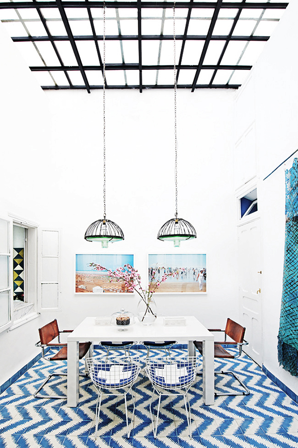 http://eclectictrends.com/a-colorful-home-in-morroco-with-the-most-stunning-patterns/