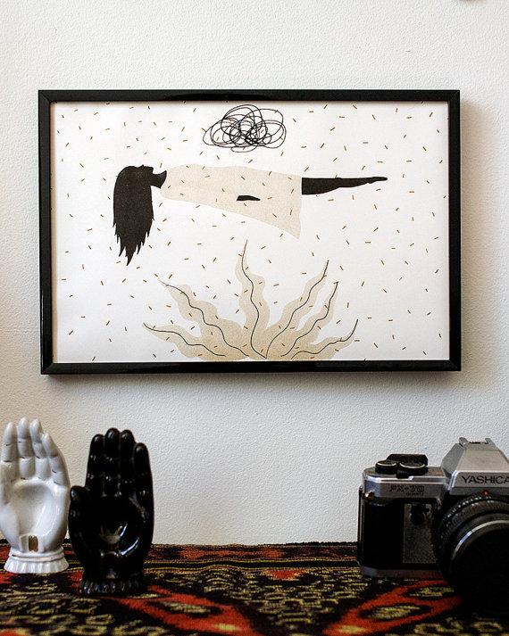 Melanie Lambrick Illustration | RoastedMontreal.com