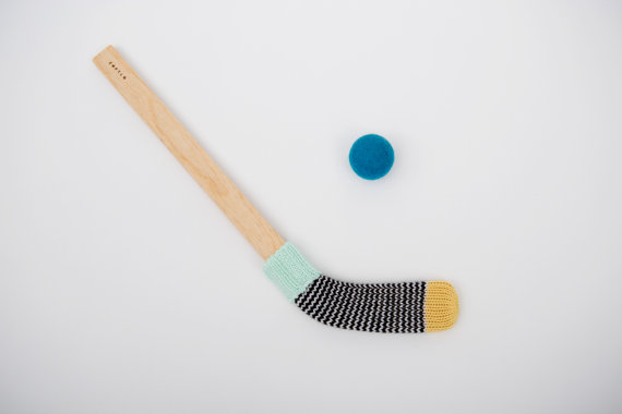 Mini Hockey Stick by des Enfantillages