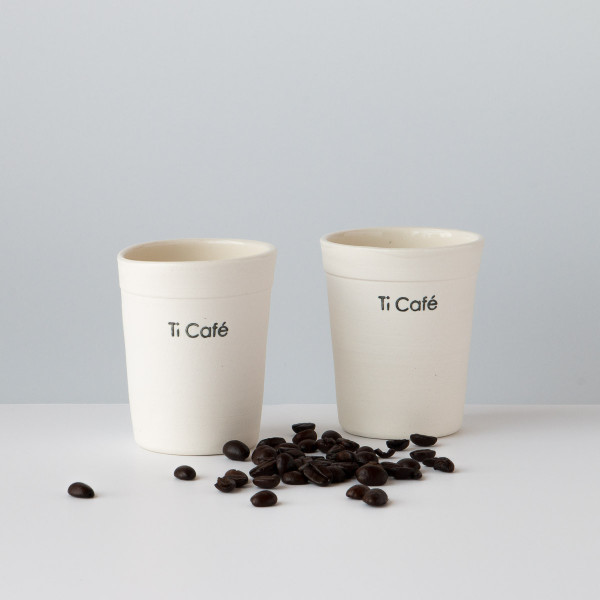 Espresso Cups from Chic & Basta