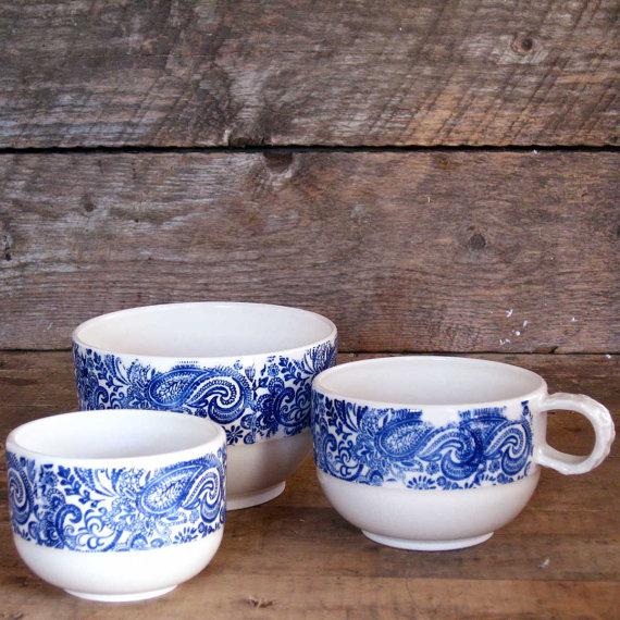 Ceramic Handmade Set from Auboutdurang