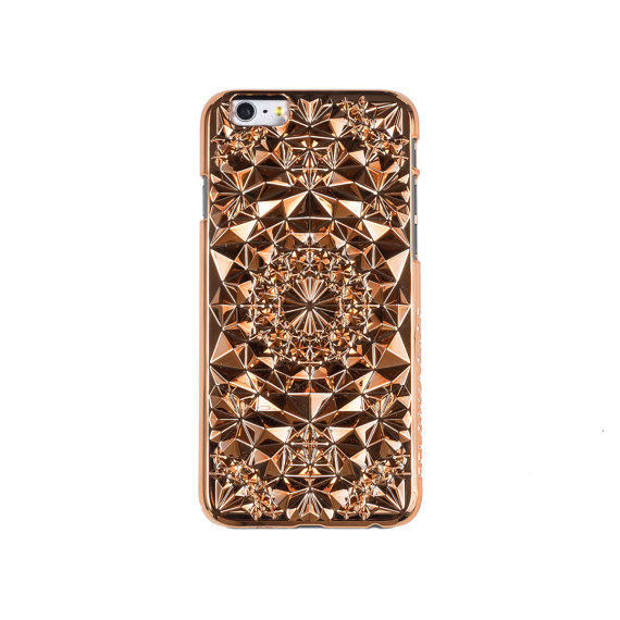 Rose Gold iPhone 6 Case from Felony Case